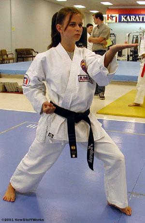 karate 10 Beladiri utama di dunia